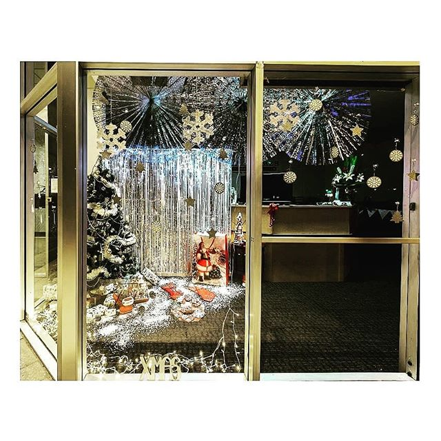 Congratulations to the winner of our Christmas Window Voting Competition. @Trish.Younger chose this beautiful display at Day & Grimes Real Estate as her favourite. Merry Christmas everyone. #christmasatcsquare  #nambour