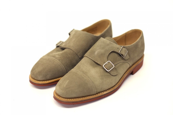 Mark McNairy monk strap