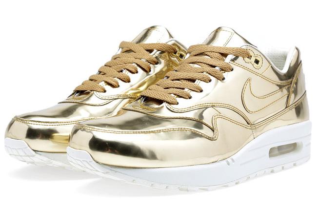 Nike Liquid Gold Air Max 1