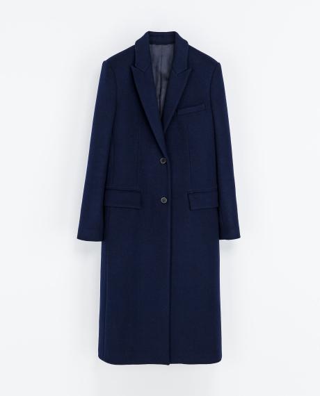 Zara Studio Coat