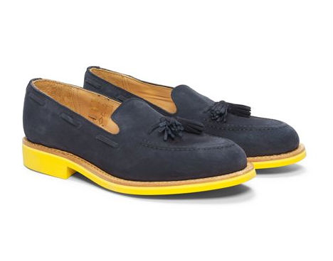 Mark McNairy Tassel Loafers