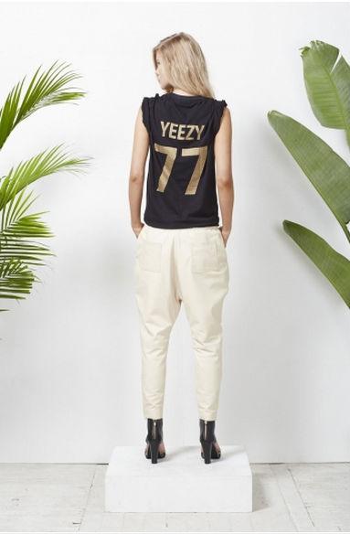 MLM Label Yeezy Shirt