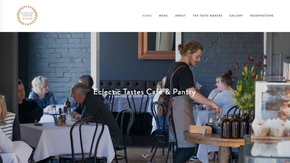 Eclectic Tastes Cafe & Pantry