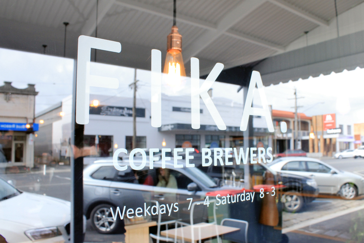 FIKA Coffee Brewers - BRANDING & WEBSITE