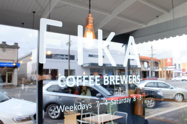 FIKA Coffee Brewers - BRANDING & WEBSITE