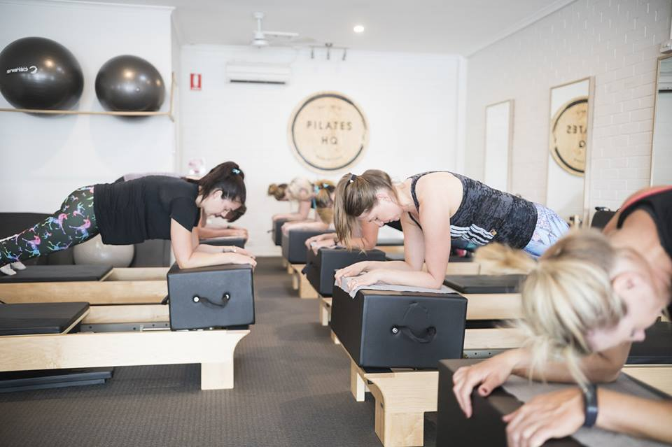 Pilates HQ - Branding & Social/Content Consulting