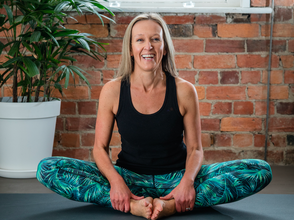Jackie Allen Yoga - social / Content strategy & training