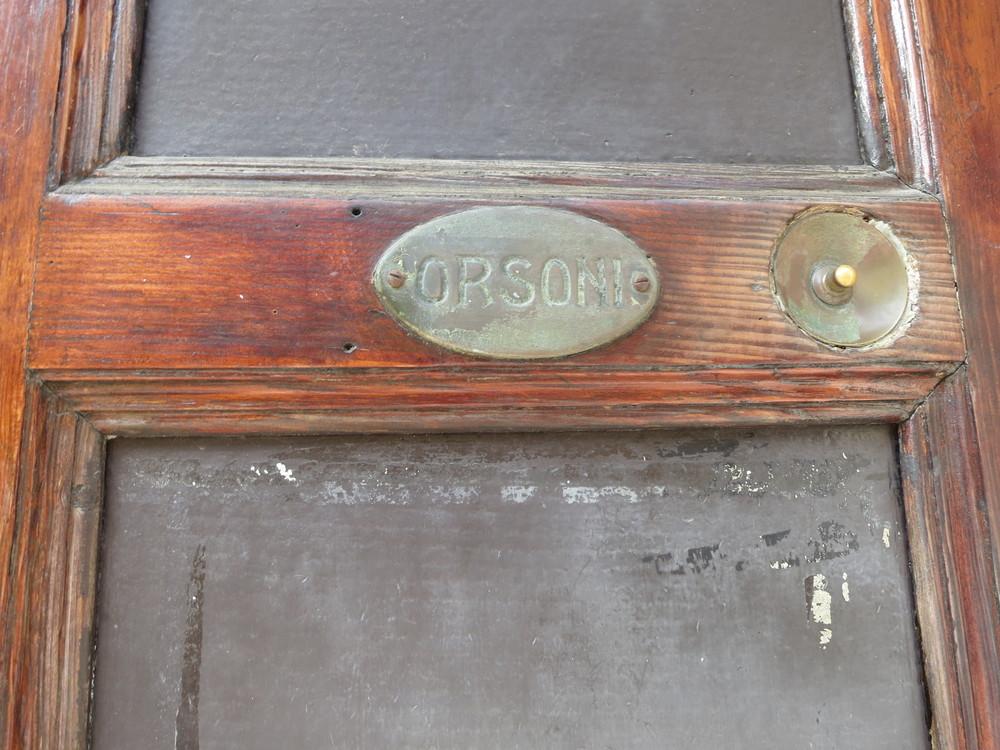 Orsoni Since 1888