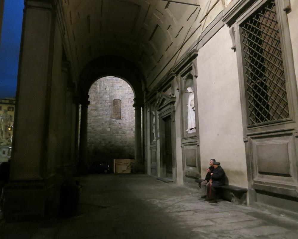 Galleria degli Uffizi, Firenze, Italia March, 2013