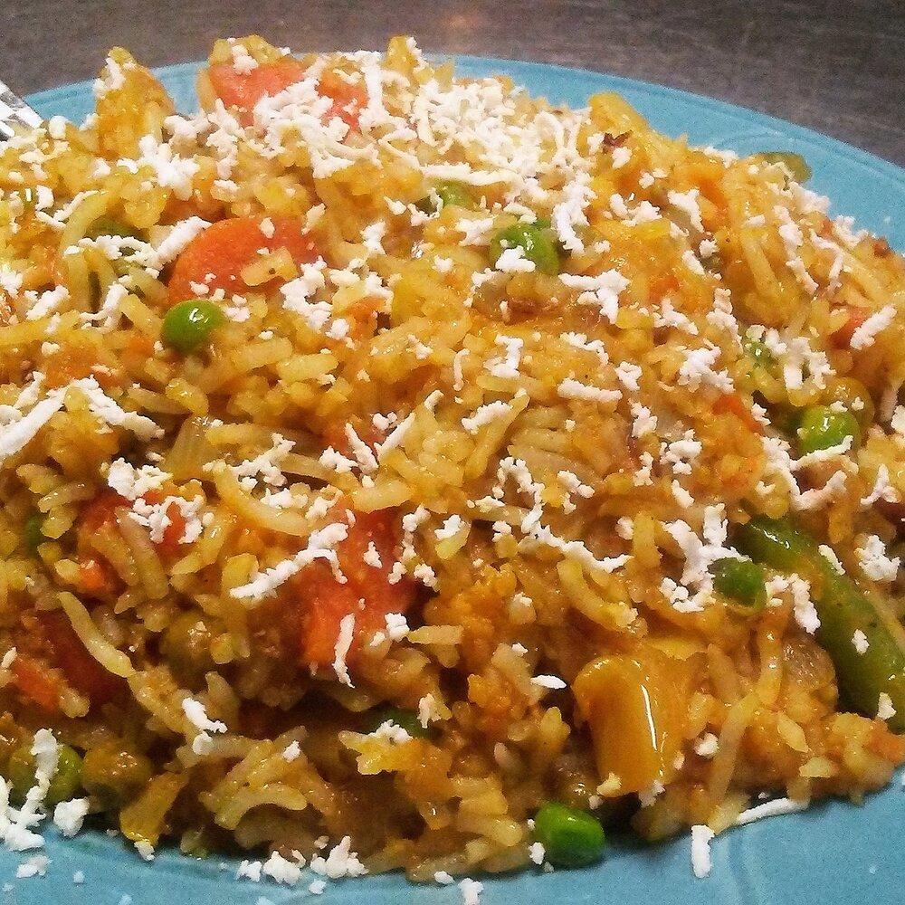 Punjabi Veg Biryani
