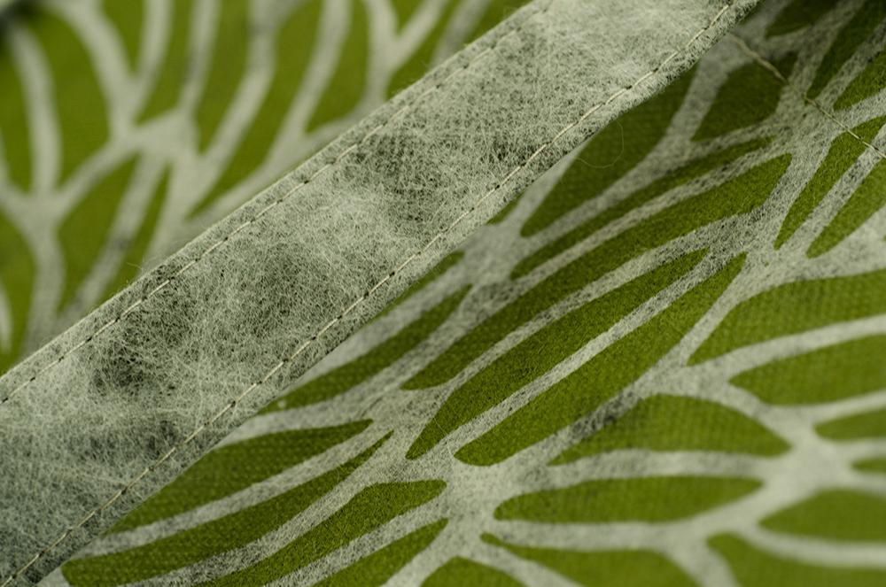 c-bags voor Burltex // single cyclus ecologische draagtassen // PP non woven bedrukte draagtassen met speciale behandeling