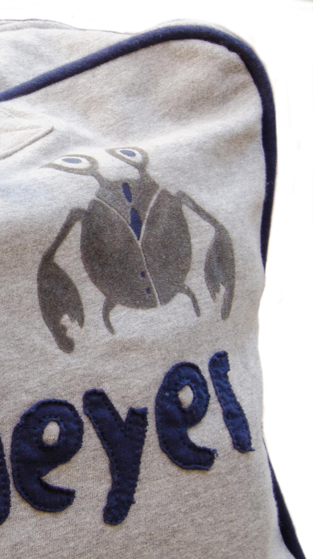 c-bags voor Cafmeyer Junior // multi cycli ecologische draagtas // katoenen bedrukte draagtassen