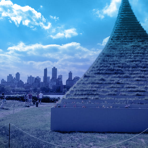 Figure 2 | Living Pyramid at Socrates Sculpture Park at Long Island City