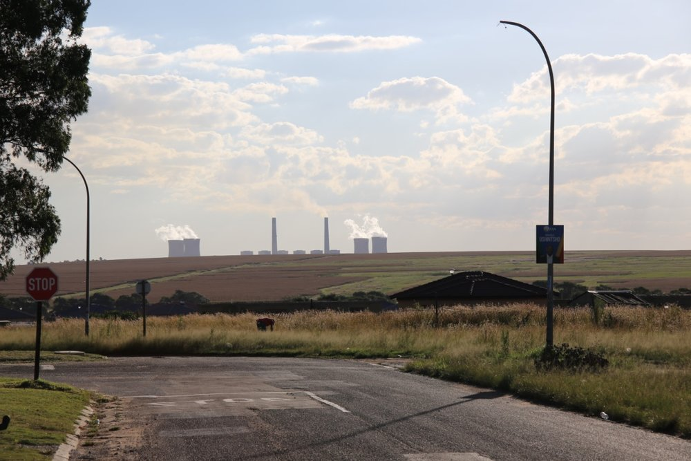 The Kriel Power Station
