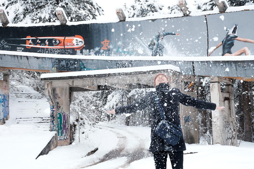Busting a snowball