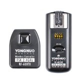 2x Yongnuo RF-602 wireless flash transceivers