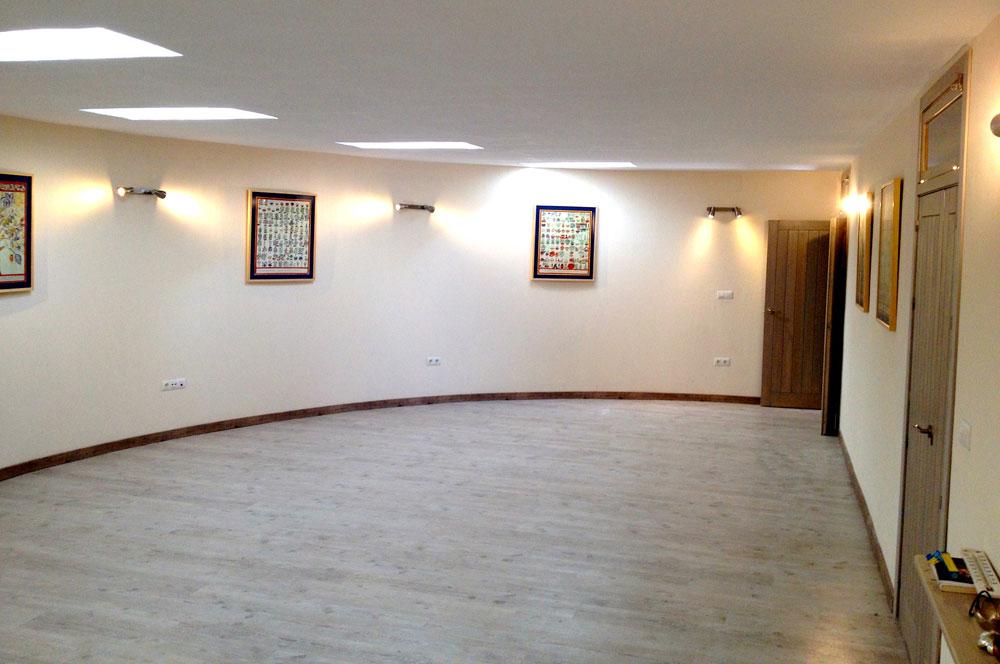 El aula