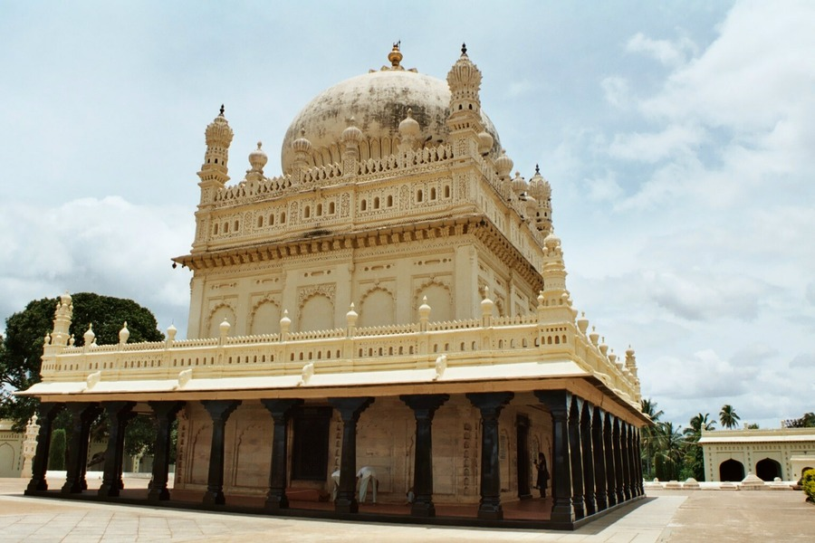 Mausoleum of Tipu Sultan
