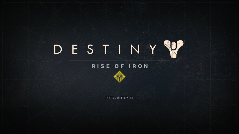 Here it is, folks! The final countdown. In less than a week, Destiny: Rise of Iron is available.