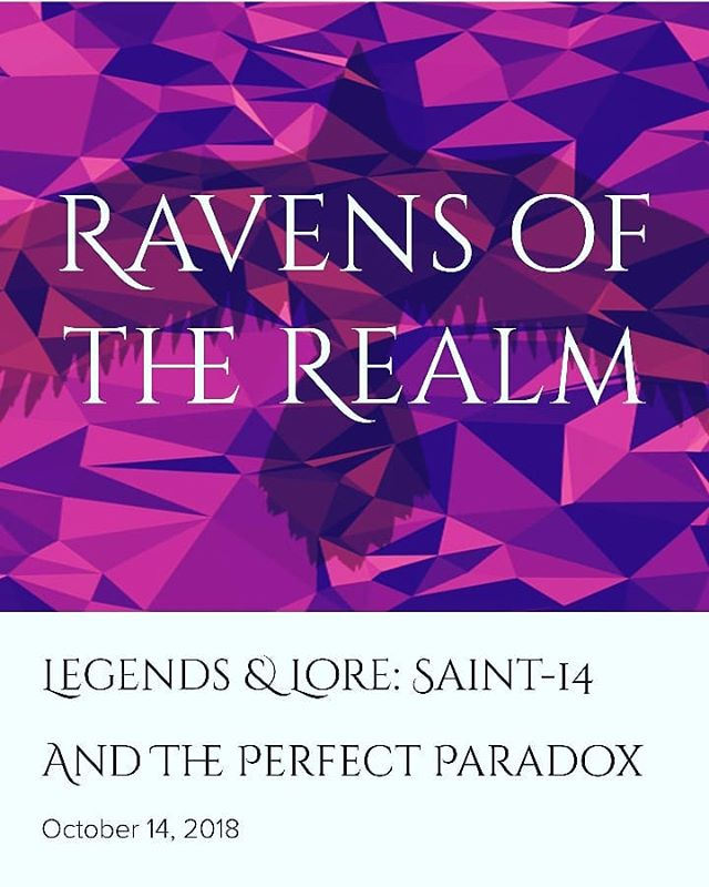 Legends & Lore: Saint-14 and the Perfect Paradox  Check our website to read the article!  http://www.ravensoftherealm.com/  #legendsandlore #saint14 #destiny #destinylore