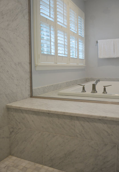 Pennington NJ Bathroom Remodel Marble Shower Seat optimized.jpg