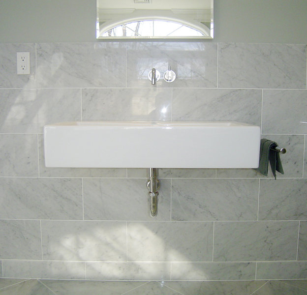 Floating Modern Sink Large Gray Tile Hopewell NJ Bathroom Renovation optimized.jpg