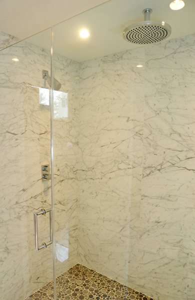 Princeton Bathroom Renovation Marble Shower Frameless Shower Glass optimized.jpg