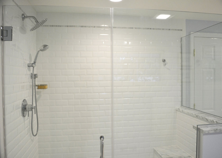 A&E – Bathroom Remodel – Shower Installation – Princeton - NJ — A&E ...