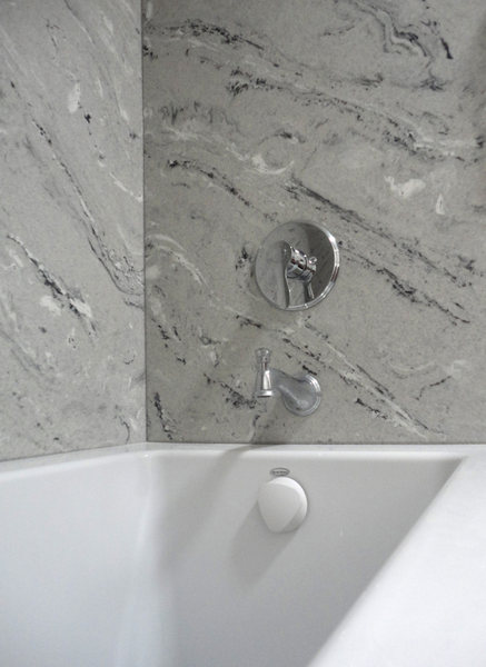 A&E Construction Gray White Marble Shower Tile optimized.jpg