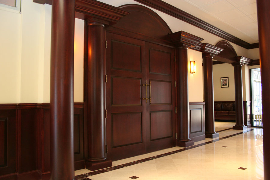 Custom Woodwork Commercial Remodel Princeton NJ optimized.jpg