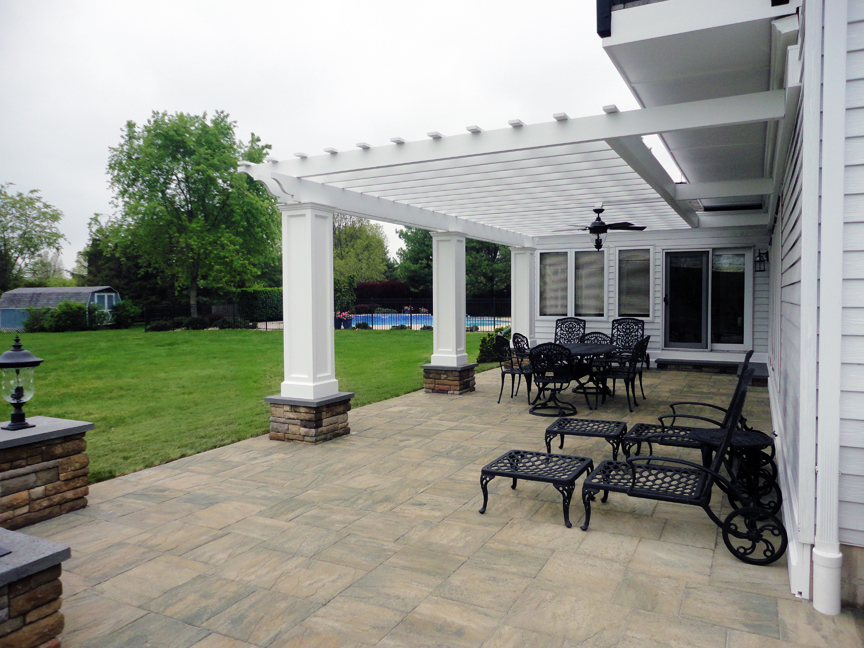 Patio Pergola Addition Pennington Princeton Hopewell 5.jpg