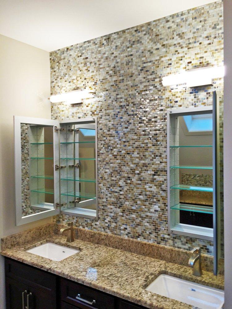 AE Bathroom Remodel Shower Installation Princeton NJ AE Classy Beautiful Master Bathrooms Exterior