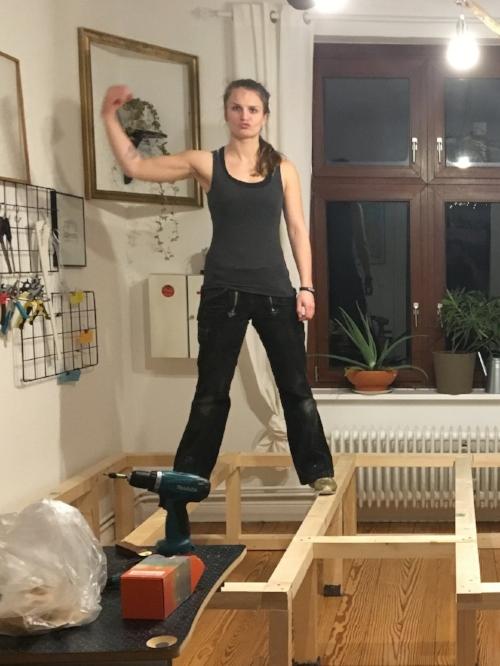 Schritt 3.3: Rahmen oben