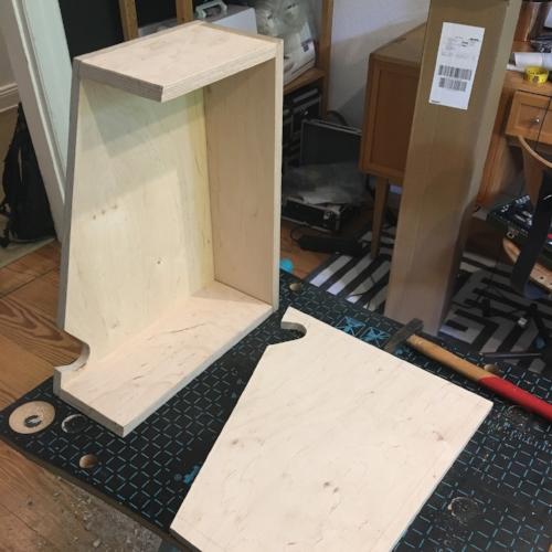 Schritt 4: Teile zusammenschrauben
