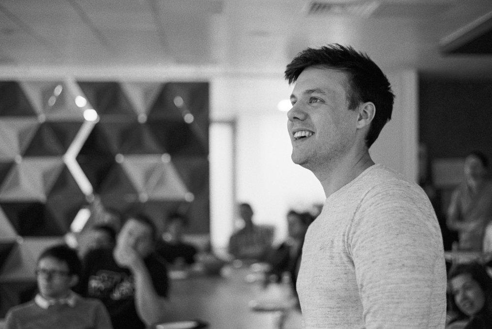 Ben Furneaux - Principal Designer - Sony Playstation