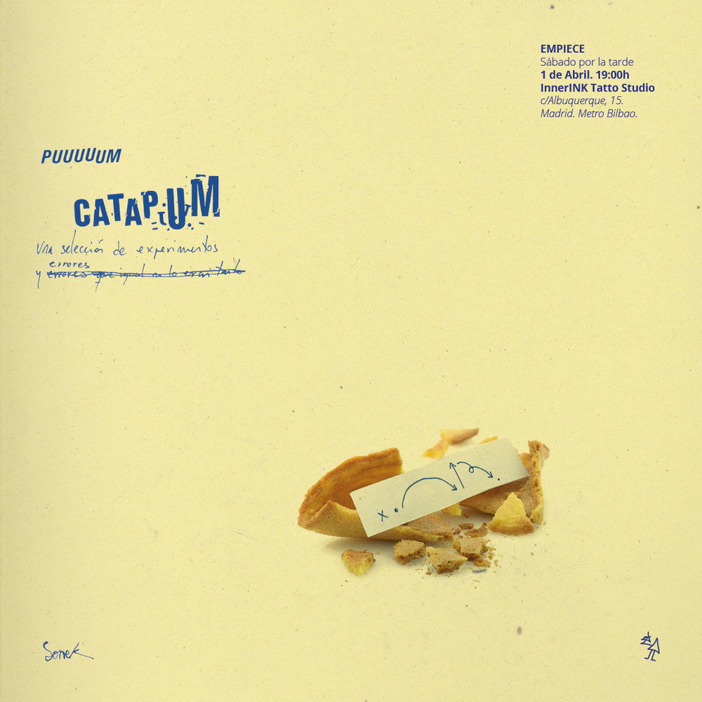 poster catapum