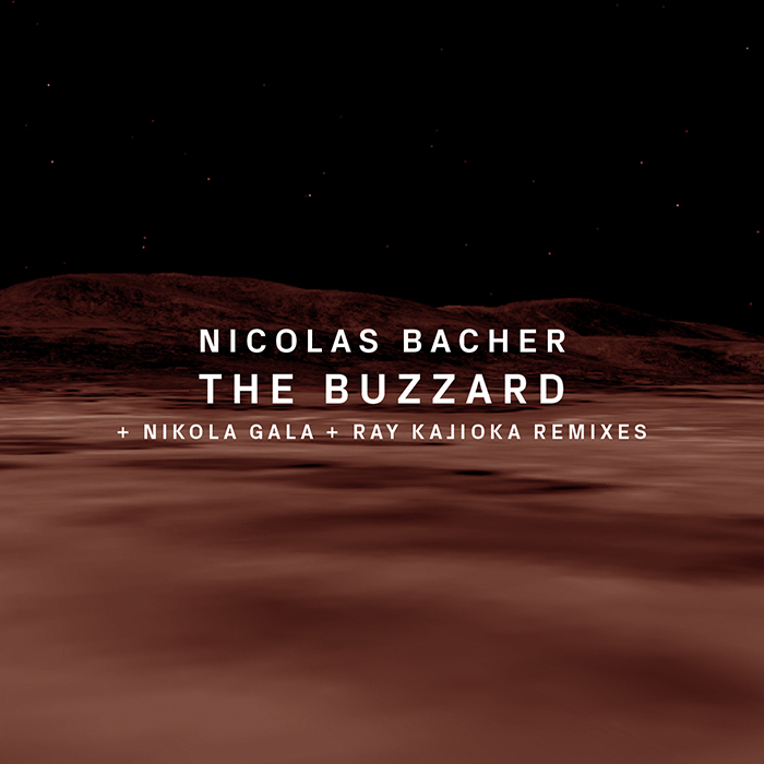 Nicolas Bacher - The Buzzard (+Nikola Gala, Ray Kajioka)