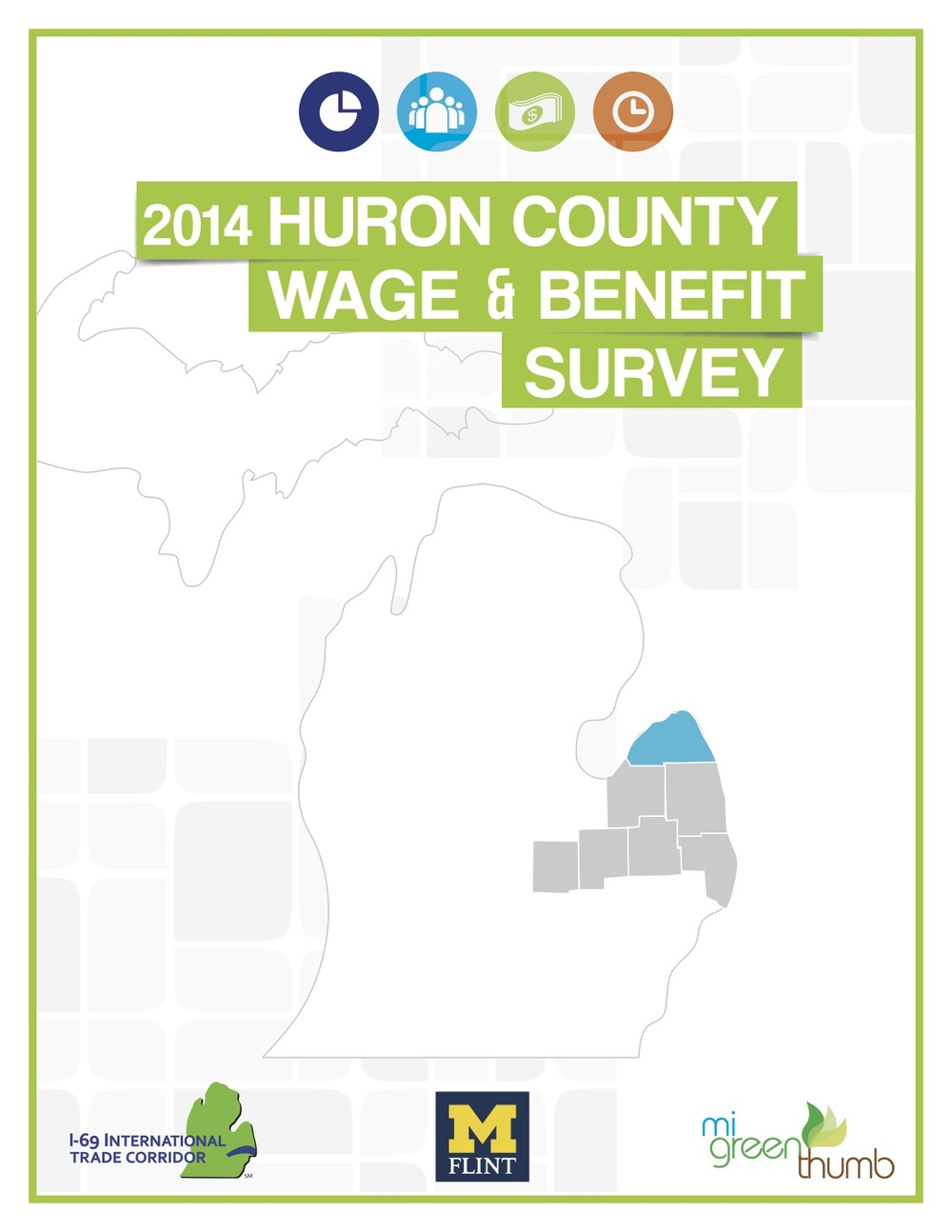 2014 Huron County Wage & Benefit Survey