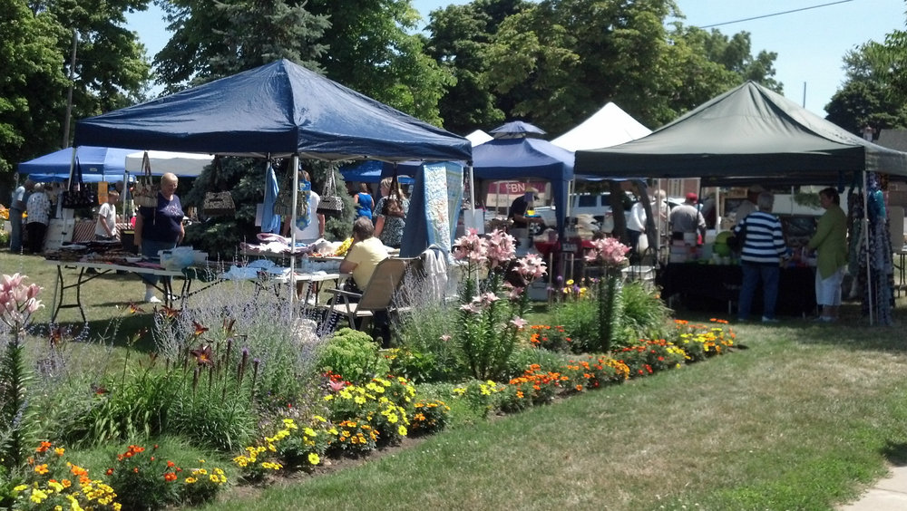 Harbor Beach Farmer's Market - Huron County Farmer's Markets