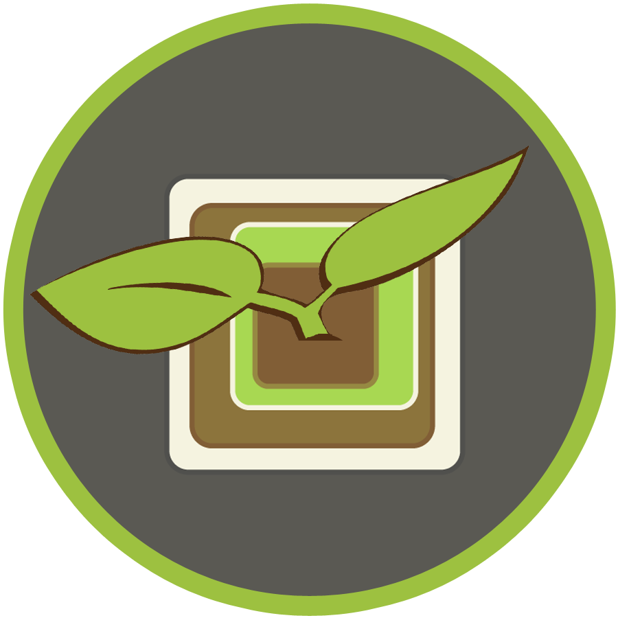 Business Soil Circle Icon