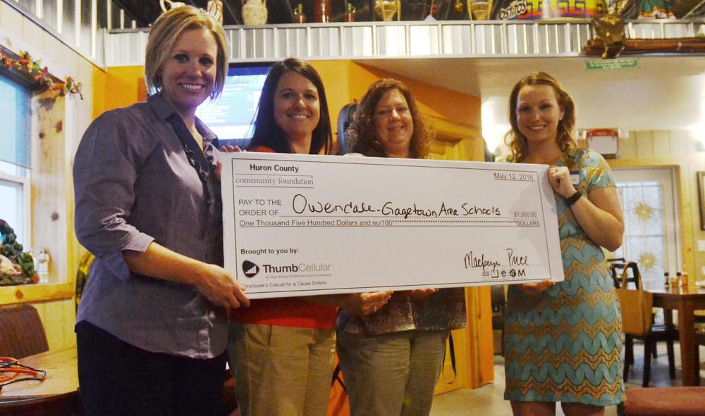 Philanthropic Spotlight: Huron County Community Foundation