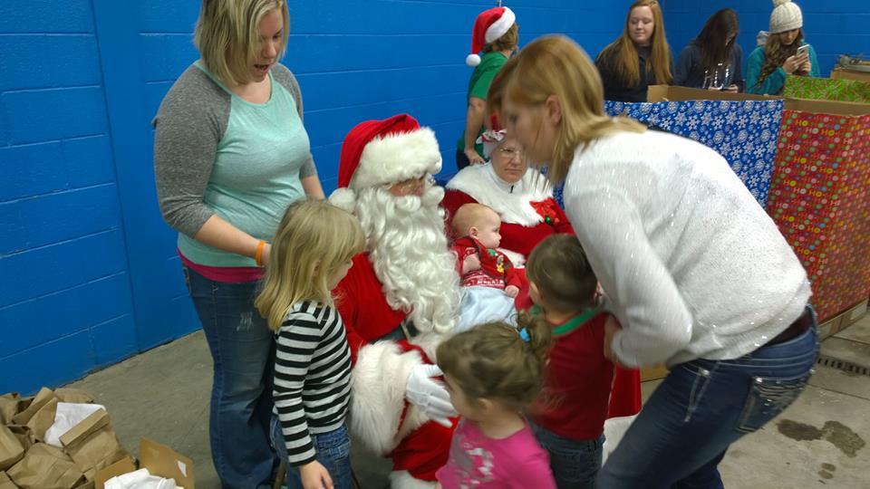 Elkton Christmas Celebration - Santa