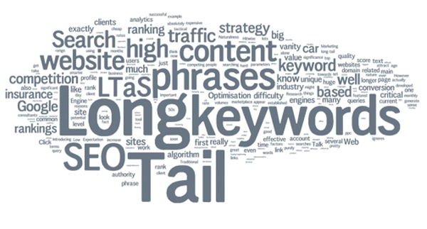 Long Tail Keywords - Increase Traffic