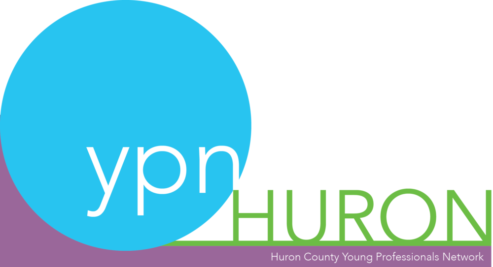 Huron County Young Professionals Network Logo