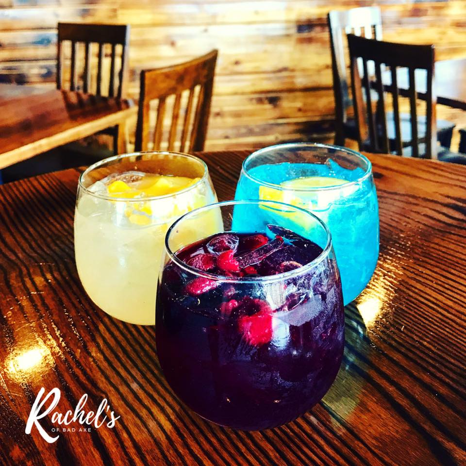 Rachel's Bar & Grill Specialty Drinks