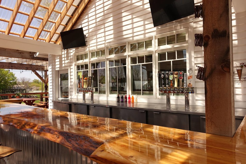 The Taproom at Bird Creek Farms