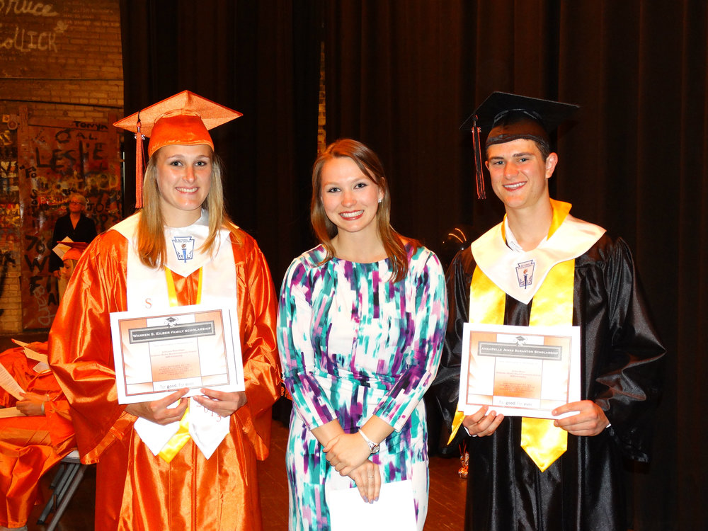 Scholarships in Huron County