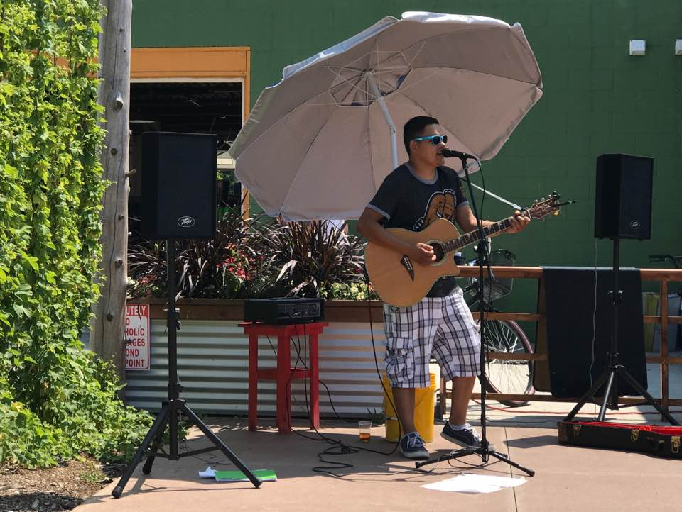 PAK's Backyard Extend The Weekend Live Music