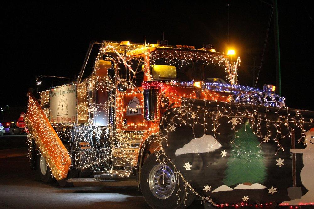 Huron County Christmas Parade