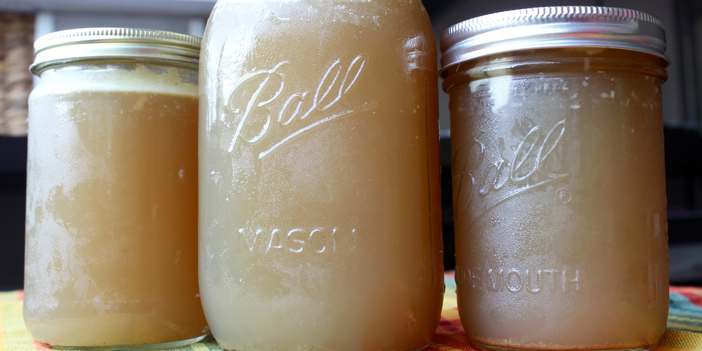 store in jars in the refrigerator or freezer